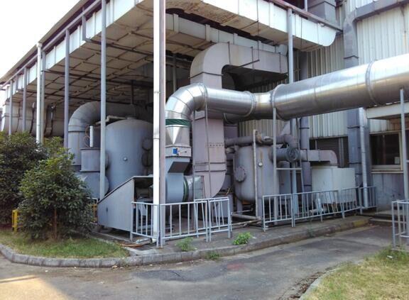 活性炭吸附蒸汽脱附装置